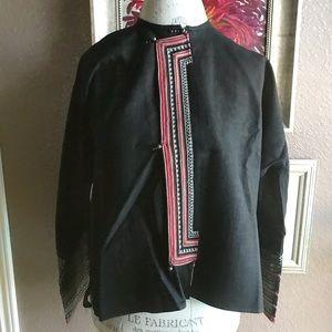 Jackets & Blazers - Incredible traditional Vietnamese tribal jacket